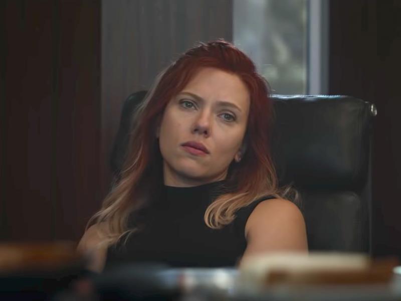 Актеры и роли фильма Мстители Финал со Скарлетт Йоханссон