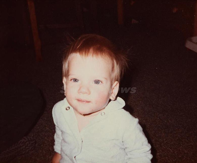 детские фото Скарлетт Йоханссон